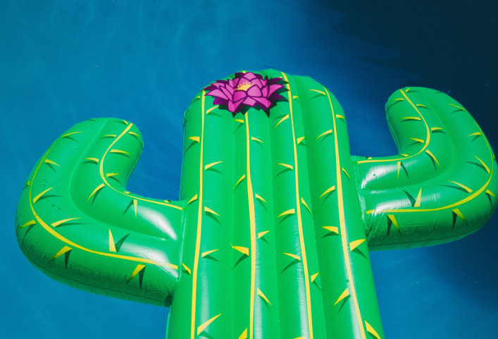 Unique Pool Floats for Mexican Food Lovers